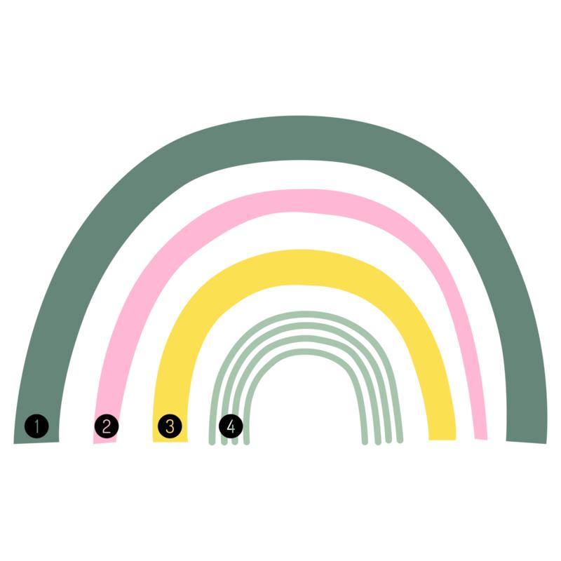 Regenboog XL