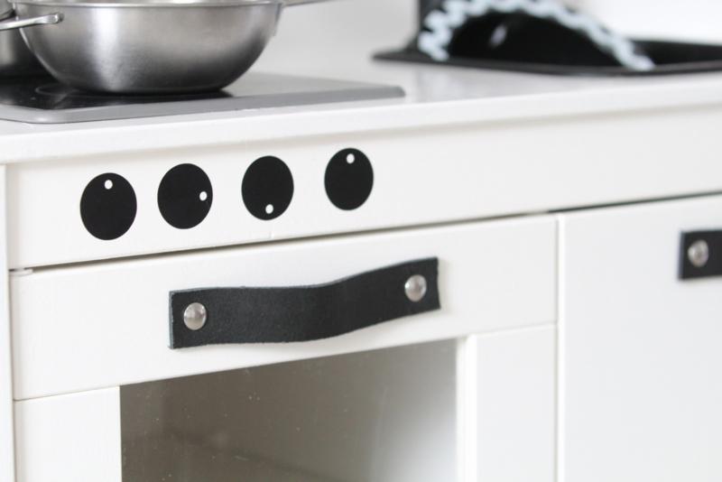 Ovenknopjes | keukensticker