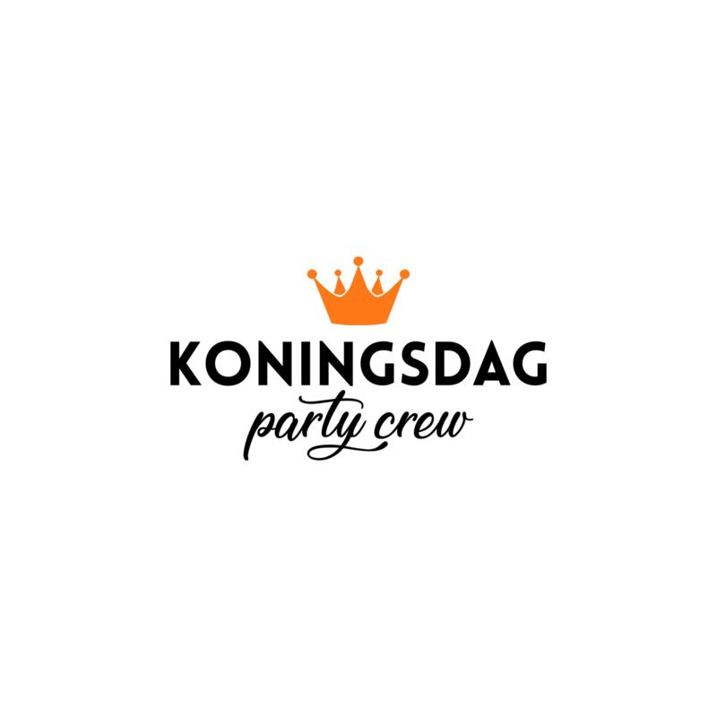 Koningsdag partycrew   strijkapplicatie