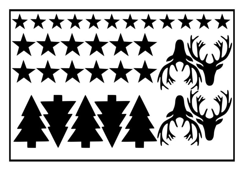 Stickers | Kerst