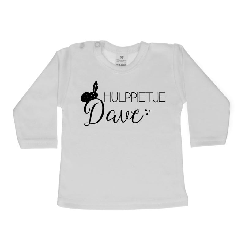 Shirt | Hulppietje 'naam'
