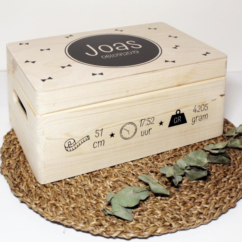 Memorybox   hout
