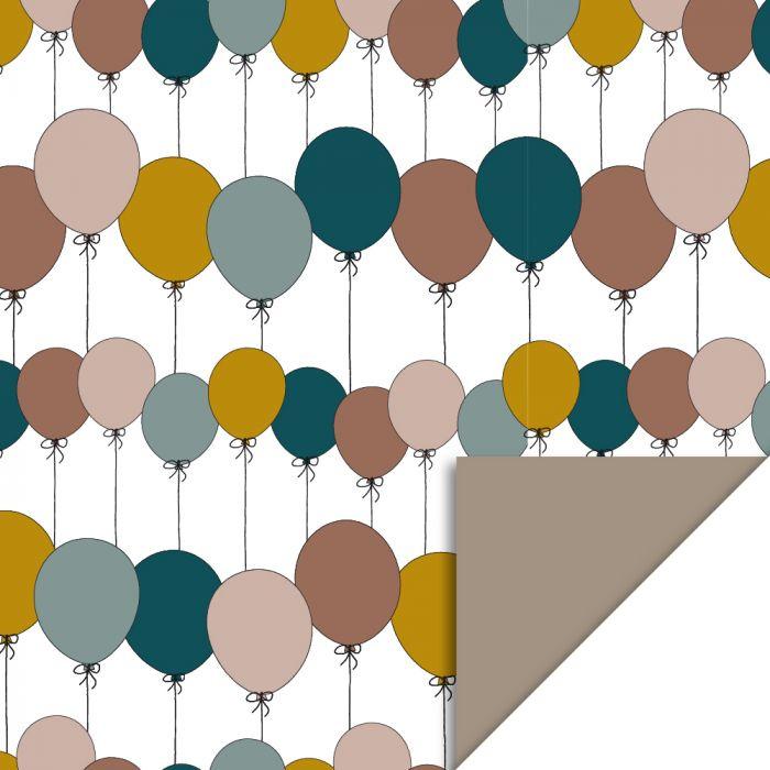 Party balloons | cadeaupapier