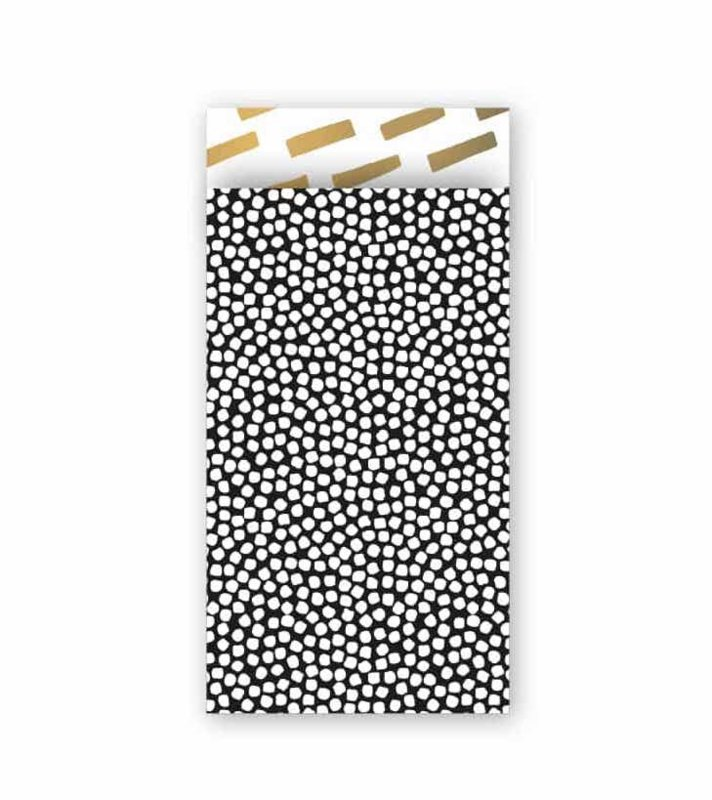 Cozy cubes | cadeauzakje - 7 x 13 cm