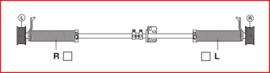 R-700, Torsieveer rechts (vervangt R19)