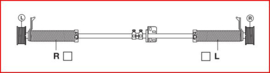 L-703, Torsieveer links (vervangt L22/L23)