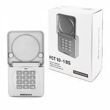 FCT-10-1 BS, Radiocodeschakelaar, 10 radiocodes