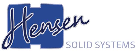 Hensen Solid Systems Webshop