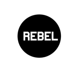 Rebel strijkapplicatie