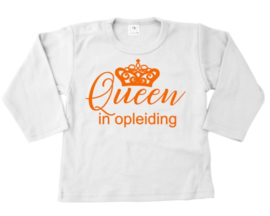 Queen in opleiding