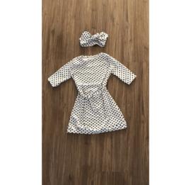 Dotty dots dress