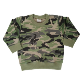 Camouflage Sweater