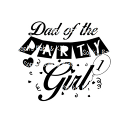 dad of the party girl