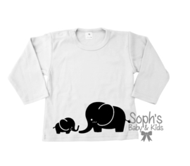 Elephant love shirt