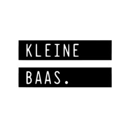 KLEINE BAAS.
