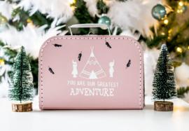 Koffertje adventure beschikbaar in meerdere kleuren