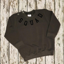 Squad sweater