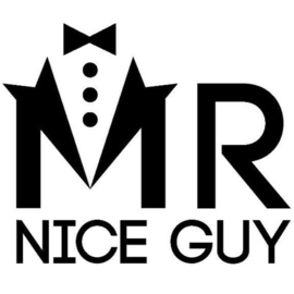 MR nice guy strijkapplicatie