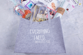 Vilten tas everything i need