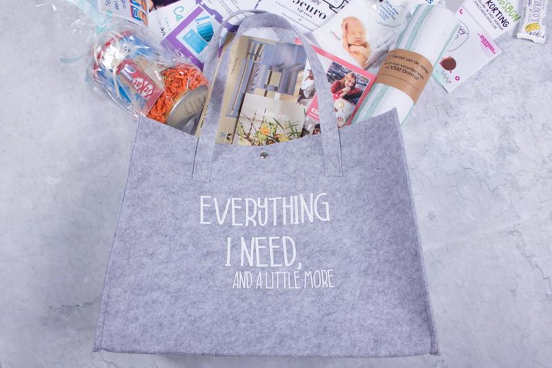 Vilten tas everything i need