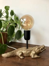 Krokodil lamp