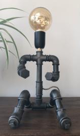 Zittende lamp mannetje