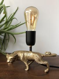 Tijger lamp
