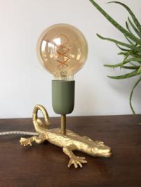Salamander lampje