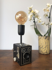 BROWNIE D camera lamp