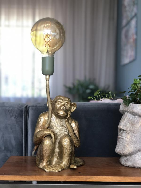 Grote aap lamp