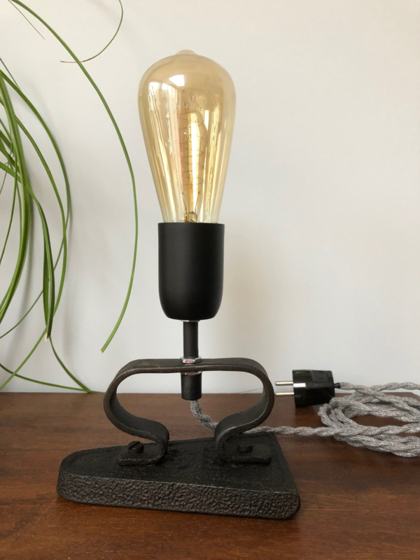 Brocant lampje