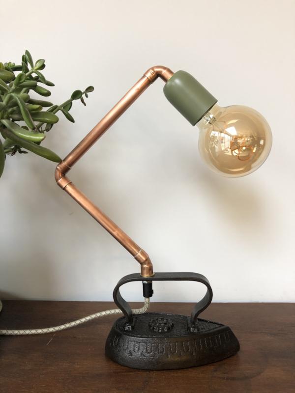 Hoekig lampje