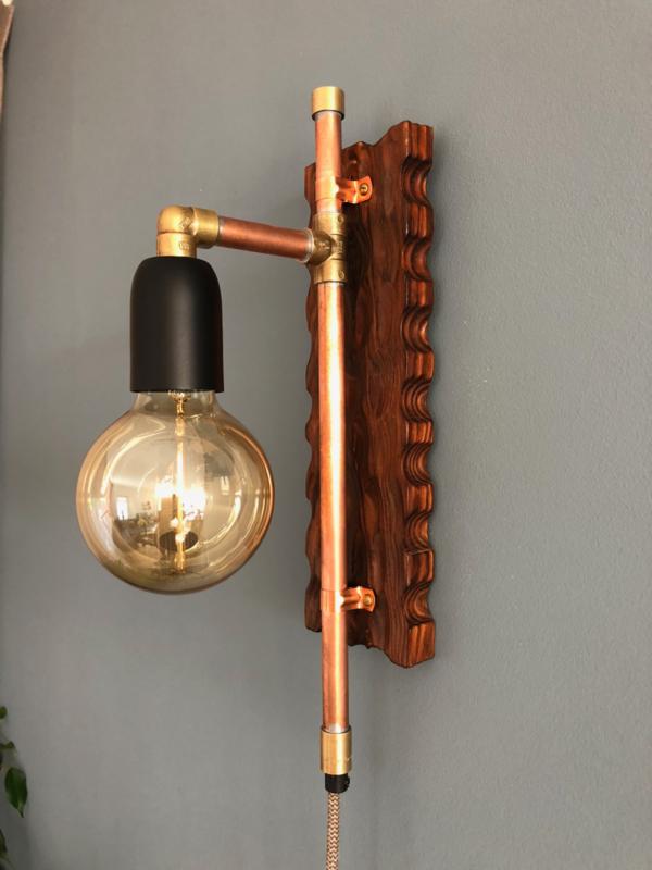 Klassiek maar stoere lamp