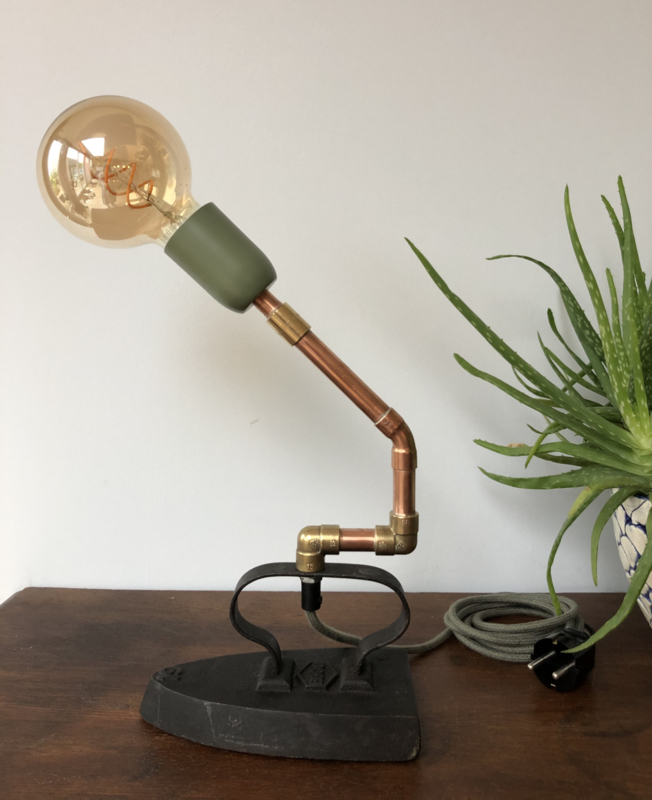 Strijkijzerlampje