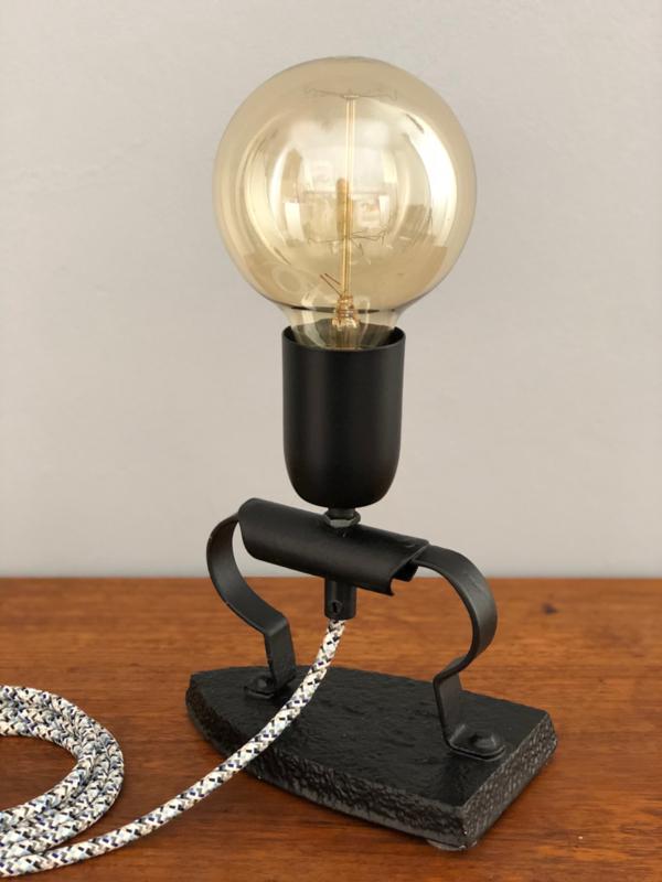 Strijkijzer lamp