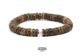 Armband Nature  #kokosbrown