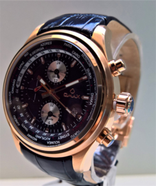 World Time Collection MG21 (blue)