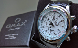 World Time Collection MG21 (white)