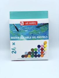 Wateroplosbare oliepastels