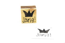 Stempel Jarig!