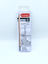 Bruynzeel Expression tekenpotloden