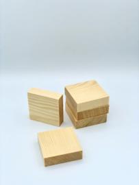 Stempelblokjes vierkant