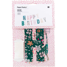 """Slinger """"Happy Birthday"""""""
