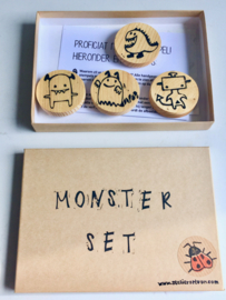 "Set ""Monsters"""