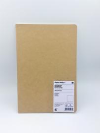 Blanco notitieboekje A5