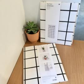 Papieren blokbodemzak groot
