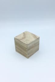 Vierkant doosje klein