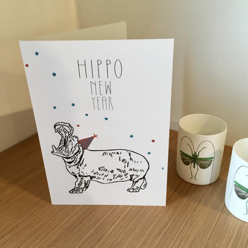 Nieuwjaarsbrief Hippo