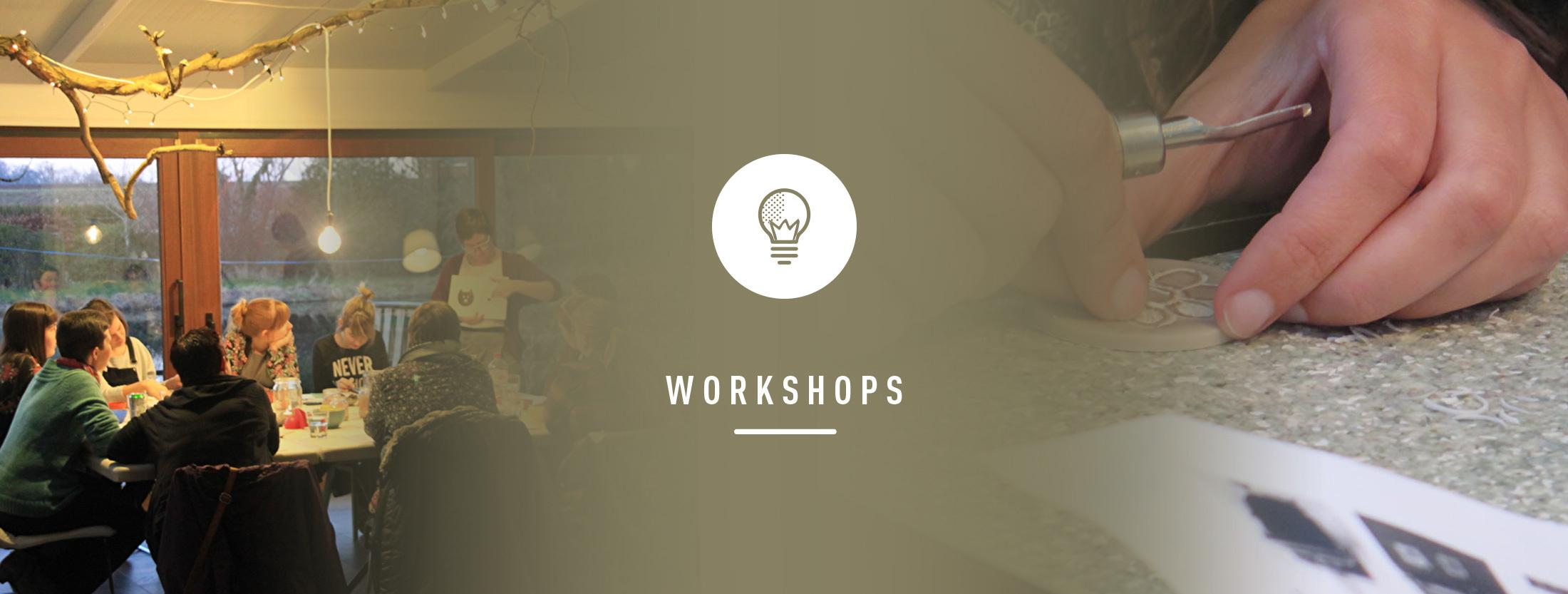 Atelier Artuur - Workshops
