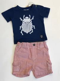 Tumble n Dry t-shirt voor jongen van 6 maanden met maat 68